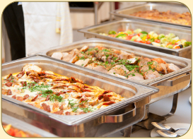 Giuliano S Catering Corporate Hot Buffet Packages